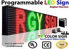lighted message board signs outdoor electronic signs ebay