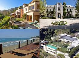 celebrities homes pricey pads the most expensive celebrity homes e news