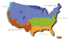 us climate map residential energy consumption survey recs u s energy