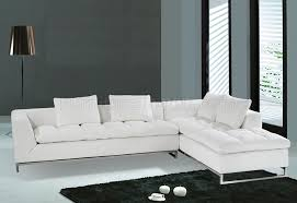Modern Sectional Leather Sofas F32 Sectional Sofa White Leather Model F 32