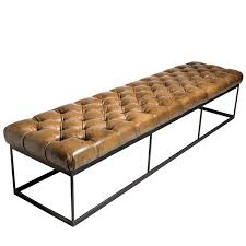 Modern Bench With Storage Best 25 Leather Bench Ideas On Pinterest Leather Daybed