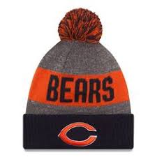chicago bears new era sideline tech c logo 39thirty flex hat