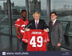 shawntae spencer boris johnson 49ers ceo john edward u0027jed u0027 york
