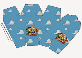 toy story 3 free printable boxes parties free