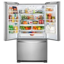 Counter Depth Stainless Steel Refrigerator French Door - whirlpool french door refrigerators refrigerators the home depot