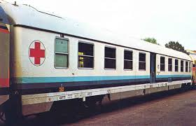carrozze treni carrozze barellate sanitarie e treni ospedale scalaenne note
