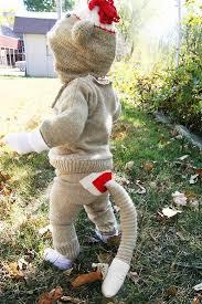 Sock Monkey Costume Halloween Costume Ideas Upcycle That