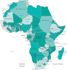 Cameroon Africa Map by Tours U0026 Safaris Map Vet Safaris Safari Tours South African