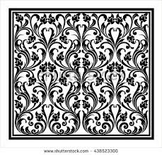 rococo pattern stock images royalty free images u0026 vectors