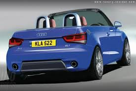 convertible audi a1 the audi a1 cabriolet luxury insider