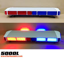 police led light bar 12v police led strobe light bar 5000l ultra thin led lightbar 5000l