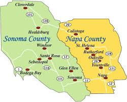 sonoma california map the 25 best sonoma winery map ideas on napa valley