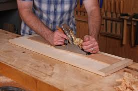 a planing stop for long and thin boards finewoodworking