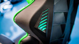 Gaming Desk And Chair by Hands On Dxracer Rl1 Gaming Chair With Led Lighting Gamecrate