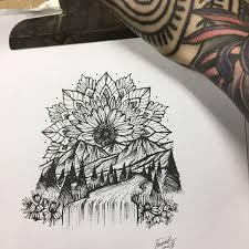 the 25 best mandala tattoo ideas on pinterest lotus mandala