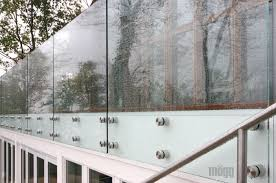 Glass Banisters Cost Gallery Glass Railings And Stainless Steel Railings