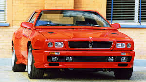 orange maserati 1990 maserati shamal wallpapers u0026 hd images wsupercars