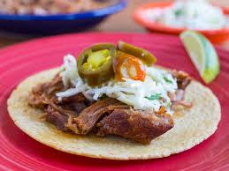 pressure cooker bbq pulled pork tacos dadcooksdinner