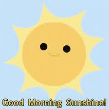 Good Morning Sunshine Meme - good morning sunshine meme gifs tenor