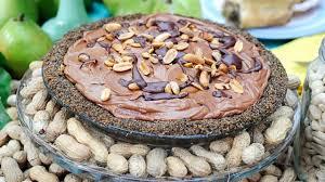 emeril lagasse u0027s chocolate peanut butter pie recipe abc news