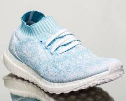 light blue adidas ultra boost adidas ultra boost uncaged parley men lifestyle sneakers new light