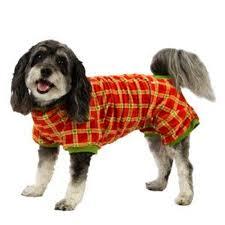 amazon com disney ears plaid dog pajamas pet supplies