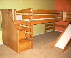 Slide For Bunk Bed Bunk Bed With Slide Out Bed Ultimate Basketball Bunk Bed Indoor