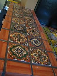 Mexican Tile Bathroom Ideas Colors Best 20 Mexican Tile Kitchen Ideas On Pinterest Hacienda