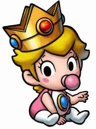 baby princess peach mario luigi entertainment