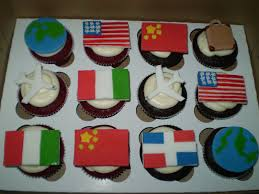 Around The World Themed Travel Theme Cakes By Janice Trip Around The World