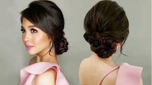 hairstyle in the philippines 10 beautiful hairstyles for bridesmaids cosmo ph