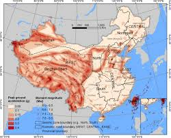 China In Map Of World by Spatiotemporal Changes In Both Asset Value And Gdp Associated With