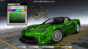 corvette c6 tuning need for speed prostreet chevrolet corvette c6
