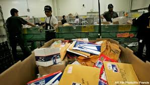 mailing shipping deadlines for usps for 2016 season