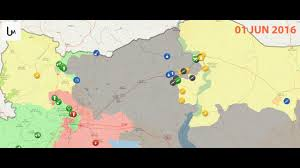 Aleppo Syria Map by Syria Animation Battle For Aleppo Province Youtube
