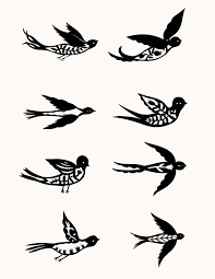 elsa mora free bird tattoo designs