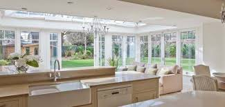 kitchen conservatory ideas roof light for flat roof of south facing extension search