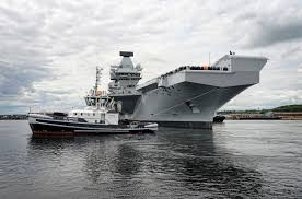 qe class aircraft carriers bae systems united kingdom