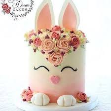 Decorating Easter Bunny Cake by Best 25 Rabbit Cake Ideas On Pinterest Easter Cake Easter