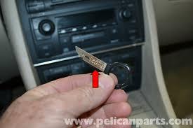 audi a4 2004 radio audi a4 b6 radio removal 2002 2008 pelican parts diy