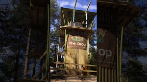 the drop at elveden forest center parcs emma u0026 shannon youtube