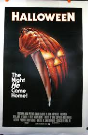 halloween original movie poster