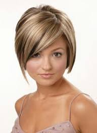 hairstyles for short highlighted blond hair 50 super cute looks with short hairstyles for round faces thin