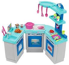 cuisine ecoiffier 18 mois ecoiffier 1622 cuisine 3 modules amazon fr jeux et jouets