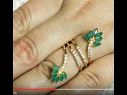 top finger rings images Top beautiful dailywear gold rings designs for women south indian jpg