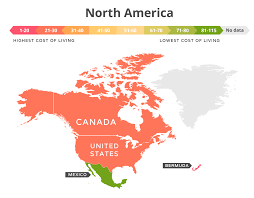 which state has the lowest cost of living cost of living around the world 2018 movehub