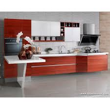 china modern laminate particle board kitchen cabinet op13 248