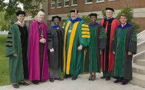 faculty regalia academic symbols and traditions siena college new york