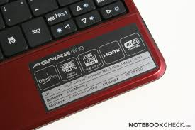 review acer aspire one 752 notebook notebookcheck net reviews