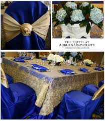 blue and gold decoration ideas royal blue and chagne wedding theme wedding ideas